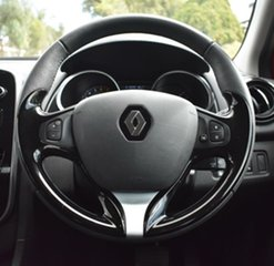2016 Renault Clio IV B98 Expression EDC Red 6 Speed Sports Automatic Dual Clutch Hatchback