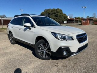 2019 Subaru Outback MY19 2.5i AWD White Continuous Variable Wagon.