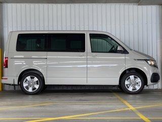 2021 Volkswagen Multivan T6.1 MY21 TDI340 SWB DSG Comfortline Premium Grey 7 Speed.