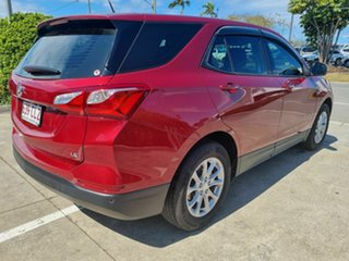 2019 Holden Equinox EQ MY18 LS FWD Red 6 Speed Manual Wagon
