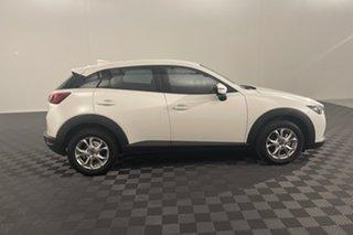 2019 Mazda CX-3 DK2W76 Maxx SKYACTIV-MT FWD Sport Snowflake White Pearl 6 speed Manual Wagon