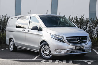 2016 Mercedes-Benz V-Class 447 V250 d 7G-Tronic + Avantgarde Silver 7 Speed Sports Automatic Wagon.