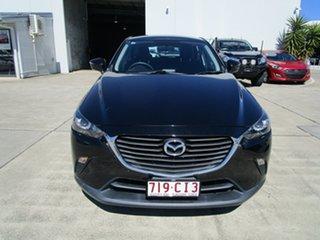 2016 Mazda CX-3 DK2W7A Neo SKYACTIV-Drive Black 6 Speed Sports Automatic Wagon.