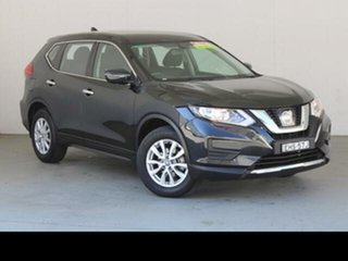2019 Nissan X-Trail T32 Series 2 ST (2WD) Black Continuous Variable Wagon