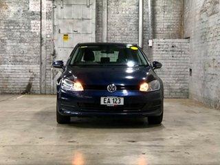 2014 Volkswagen Golf VII MY14 90TSI DSG Blue 7 Speed Sports Automatic Dual Clutch Hatchback.