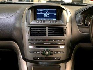 2012 Ford Territory SZ TX Seq Sport Shift AWD White 6 Speed Sports Automatic Wagon