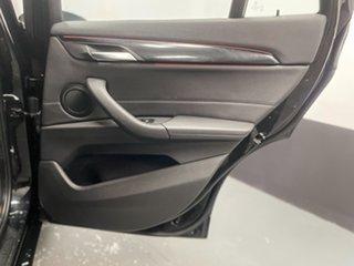 2017 BMW X1 F48 sDrive20i Steptronic Black 8 Speed Sports Automatic Wagon