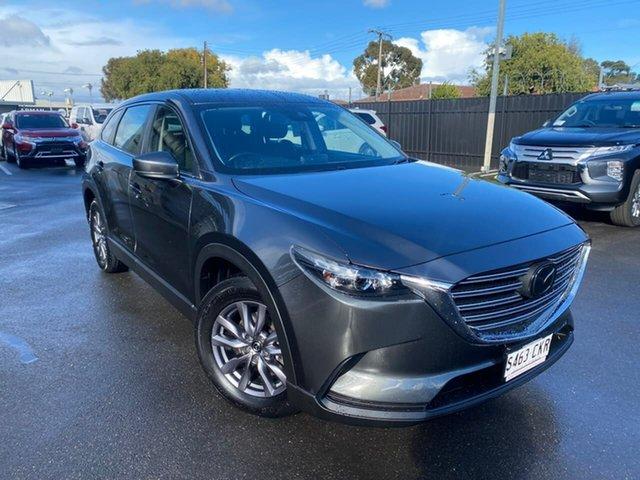 Used Mazda CX-9 TC Sport SKYACTIV-Drive i-ACTIV AWD Hillcrest, 2019 Mazda CX-9 TC Sport SKYACTIV-Drive i-ACTIV AWD Grey 6 Speed Sports Automatic Wagon