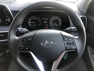 2020 Hyundai Tucson TL4 MY21 Active X 2WD Pure White 6 Speed Automatic Wagon