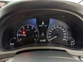 2010 Lexus RX GGL15R RX350 Prestige Silver 6 Speed Sports Automatic Wagon