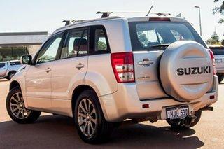 2016 Suzuki Grand Vitara JB Navigator 2WD Silver 4 Speed Automatic Wagon.