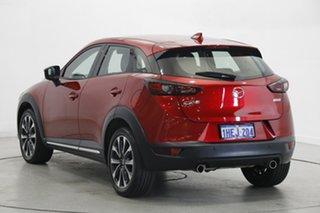 2020 Mazda CX-3 DK2W7A sTouring SKYACTIV-Drive FWD Burgundy 6 Speed Sports Automatic Wagon.
