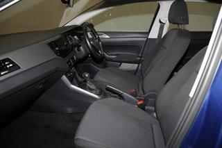 2019 Volkswagen Polo AW MY19 70TSI DSG Trendline Reef Blue Metallic 7 Speed