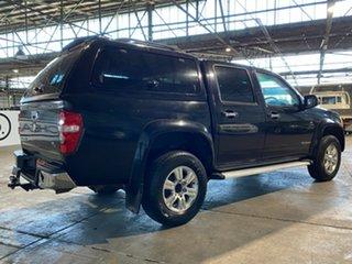 2009 Holden Colorado RC MY09 LT-R Crew Cab 4x2 Black 4 Speed Automatic Utility