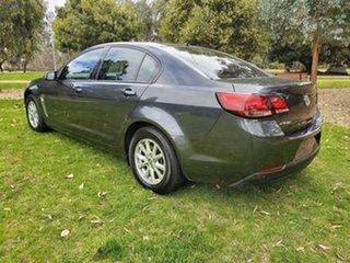 2017 Holden Commodore VF II MY17 Evoke Grey 6 Speed Sports Automatic Sedan.