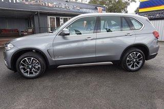 2015 BMW X5 F15 xDrive30d Space Grey 8 Speed Sports Automatic Wagon.