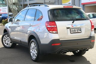 2017 Holden Captiva CG MY17 Active 2WD Nitrate Silver 6 Speed Sports Automatic Wagon.