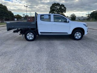 2019 Holden Colorado RG MY20 LS (4x4) White 6 Speed Automatic Crew Cab Pickup