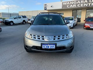 2007 Nissan Murano Z50 ST Grey Continuous Variable Wagon.