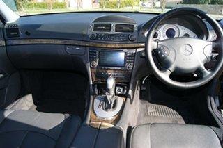 2004 Mercedes-Benz E320 211 Avantgarde Black 5 Speed Auto Touchshift Sedan