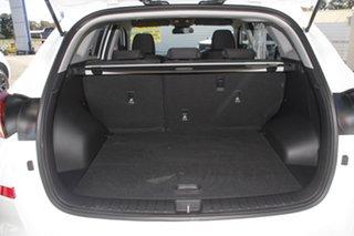 2019 Hyundai Tucson TL4 MY20 Active AWD Pure White 8 Speed Sports Automatic Wagon