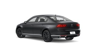 2021 Volkswagen Passat B8 162TSI Elegance Manganese Grey Metallic 6 Speed Semi Auto Sedan.