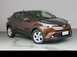 2018 Toyota C-HR NGX10R Update (2WD) Bionic Bronze Continuous Variable Wagon