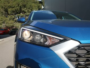 2019 Hyundai Tucson TL4 MY20 Active X 2WD Blue 6 Speed Automatic Wagon.