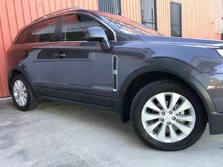 2015 Holden Captiva CG MY15 5 LT Grey 6 Speed Sports Automatic Wagon