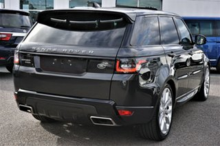 2017 Land Rover Range Rover Sport L494 18MY HSE Dynamic Grey 8 Speed Sports Automatic Wagon