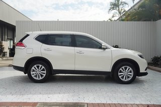 2016 Nissan X-Trail T32 ST X-tronic 4WD Pearl Black 7 Speed Constant Variable Wagon.