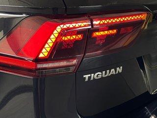 2018 Volkswagen Tiguan 5N MY18 162TSI DSG 4MOTION Sportline Black 7 Speed