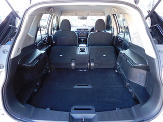 2014 Nissan X-Trail T31 Series 5 ST (FWD) Silver Continuous Variable Wagon