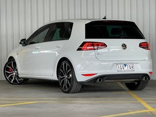 2014 Volkswagen Golf VII MY14 GTI DSG Performance White 6 Speed Sports Automatic Dual Clutch.