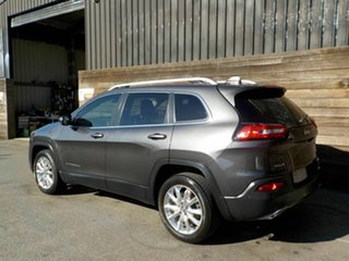 2016 Jeep Cherokee KL MY16 Limited Grey 9 Speed Sports Automatic Wagon