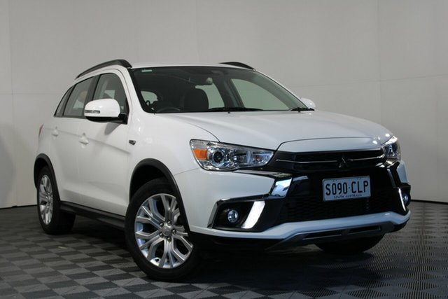 Used Mitsubishi ASX XC MY19 ES 2WD ADAS Wayville, 2018 Mitsubishi ASX XC MY19 ES 2WD ADAS White 1 Speed Constant Variable Wagon