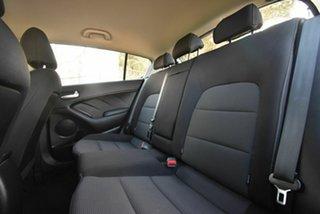 2017 Kia Cerato YD MY18 S Silver 6 Speed Sports Automatic Hatchback