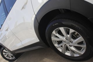 2019 Hyundai Tucson TL4 MY20 Active AWD Pure White 8 Speed Sports Automatic Wagon.