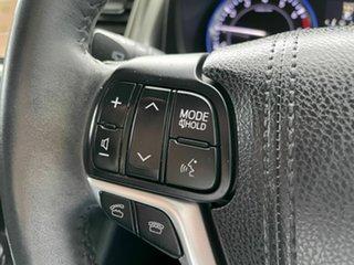 2015 Toyota Kluger GSU55R Grande (4x4) Pearl White 6 Speed Automatic Wagon