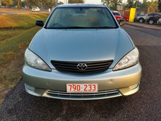 2005 Toyota Camry ACV36R Altise Green 4 Speed Automatic Sedan.