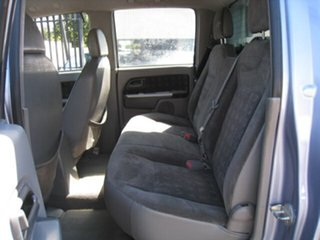 2003 Holden Rodeo RA LT (4x4) Blue 4 Speed Automatic Crew Cab Pickup