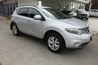 2013 Nissan Murano Z51 Series 3 ST Silver 6 Speed Constant Variable Wagon.