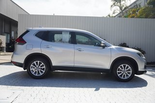 2017 Nissan X-Trail T32 ST X-tronic 4WD Silver 7 Speed Constant Variable Wagon.