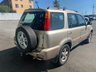 2001 Honda CR-V Sport 4WD Gold 5 Speed Manual Wagon
