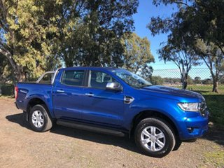 2018 Ford Ranger PX MkIII 2019.00MY XLT Blue 10 Speed Sports Automatic Utility