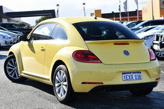 2015 Volkswagen Beetle 1L MY15 Coupe DSG Yellow 7 Speed Sports Automatic Dual Clutch Liftback.