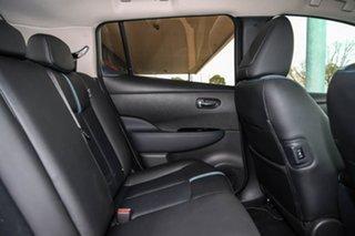 2020 Nissan Leaf ZE1 White 1 Speed Reduction Gear Hatchback