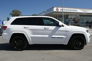 2021 Jeep Grand Cherokee WK MY21 Night Eagle White 8 Speed Sports Automatic Wagon.