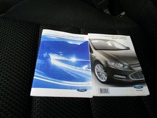 2013 Ford Falcon FG MK2 XR6 Green 6 Speed Auto Seq Sportshift Sedan