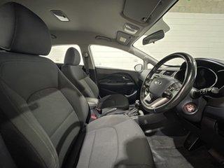 2014 Kia Rio UB MY14 SE Grey 4 Speed Sports Automatic Hatchback.